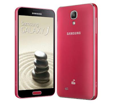 Samsung Galaxy J Specifications - Inetversal