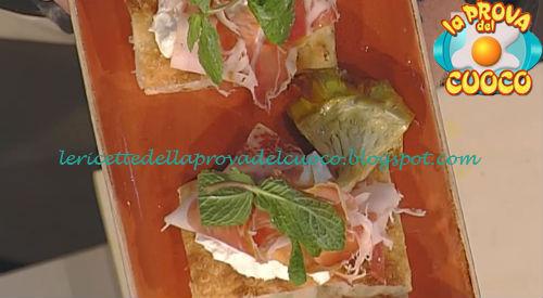 Pizza senza lievito ricetta Bonci da Prova del Cuoco