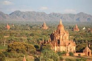 Bentang alam Myanmar - berbagaireviews.com