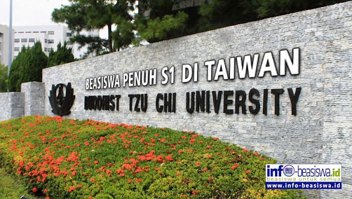Beasiswa Penuh S1 di Taiwan dari Sinar Mas