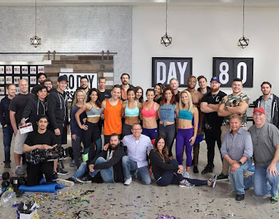 80 day obsession, a little obsessed, timed nutrition, beachbody performance, autumn calabrese, get toned, new years weight loss, New years resolution, Jaime Messina, LGBT Beachbody, results,