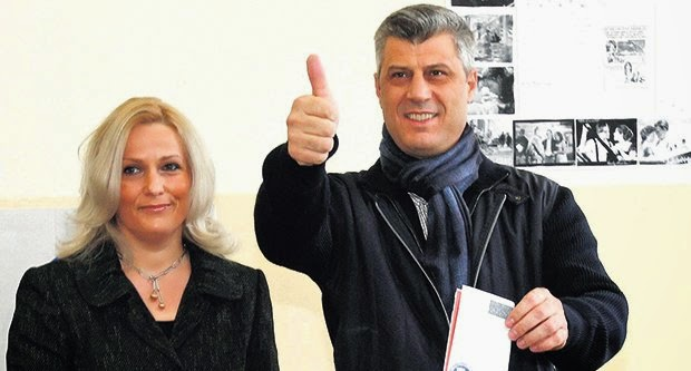 Image result for Lumnije Thaçi