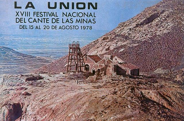 Cartel del Cante de las Minas de 1978