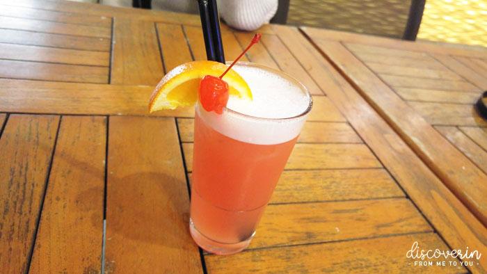 Cocktail du Hard Rock Café