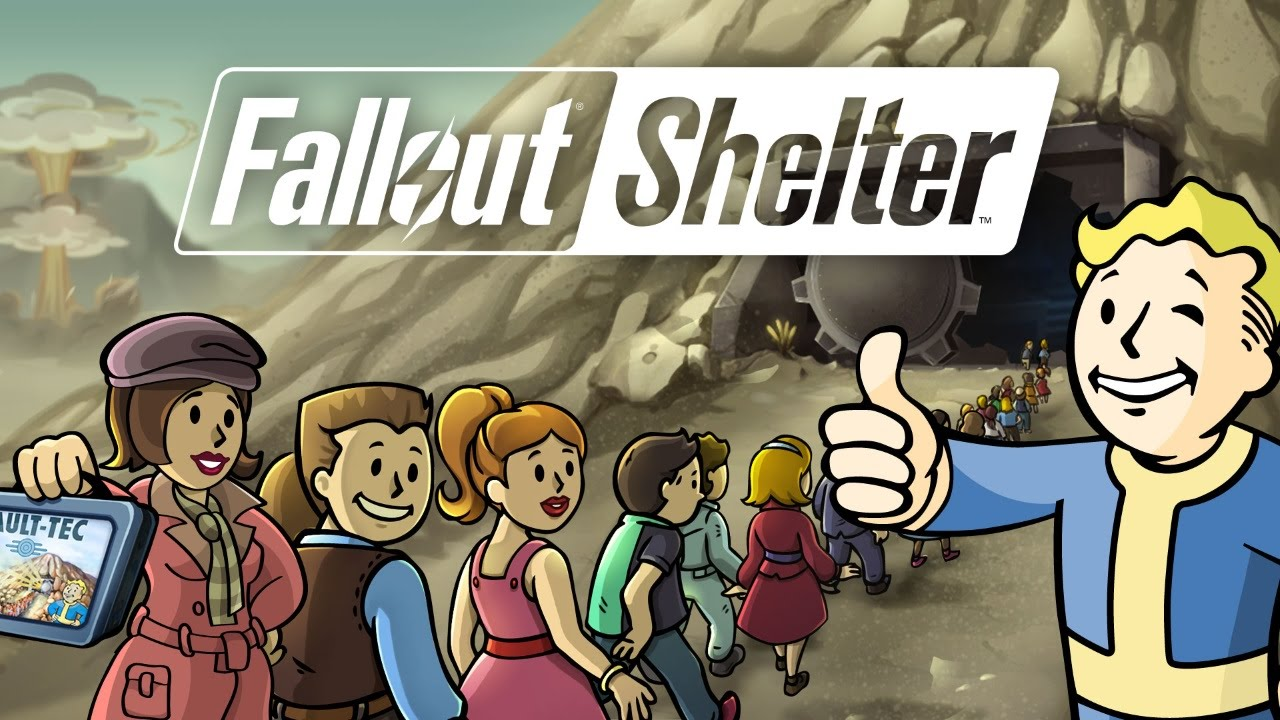 how to run fallout shelter on pc