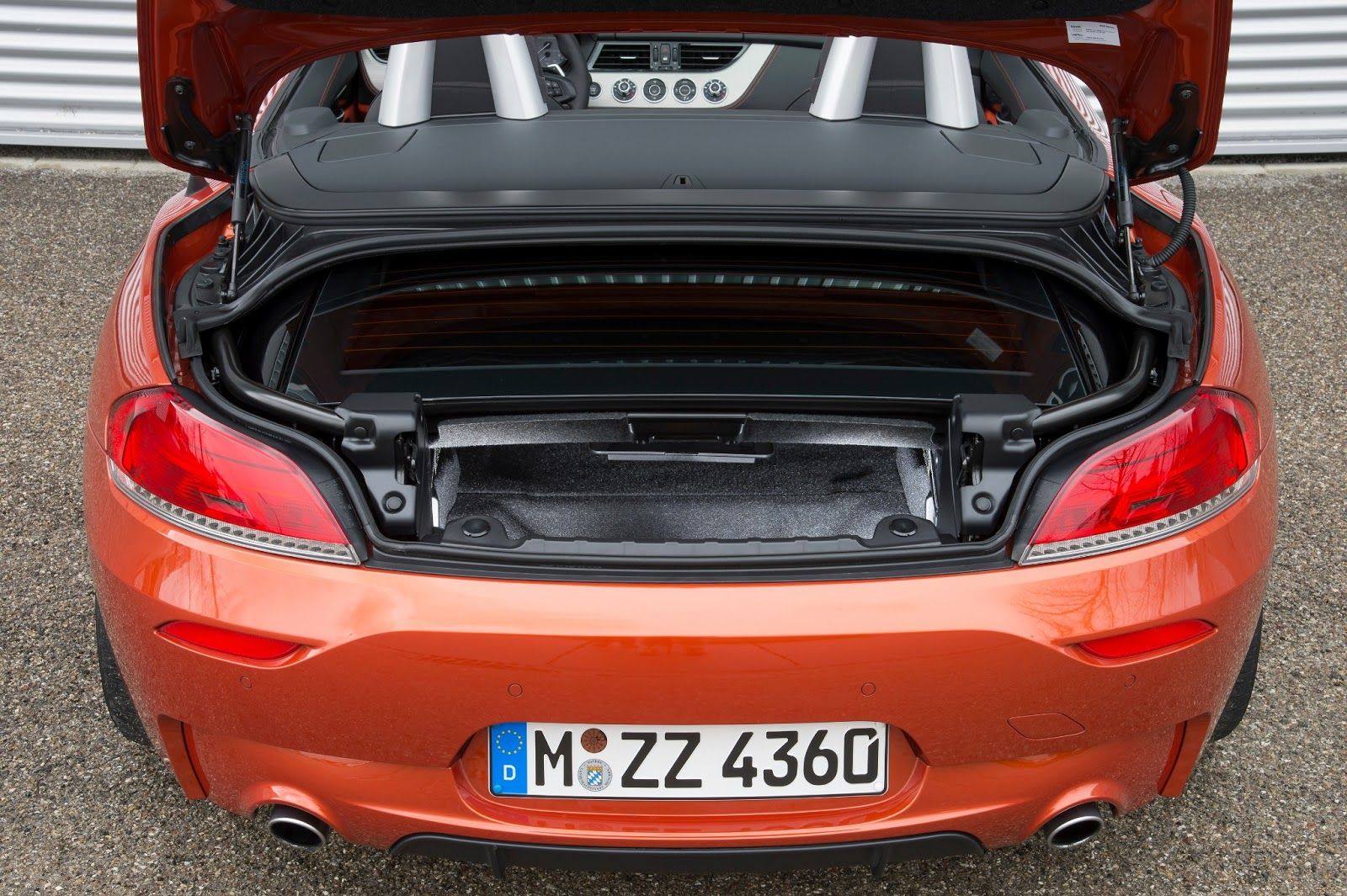 Licence To Speed For Malaysian Automotive 2013 New Bmw Z4