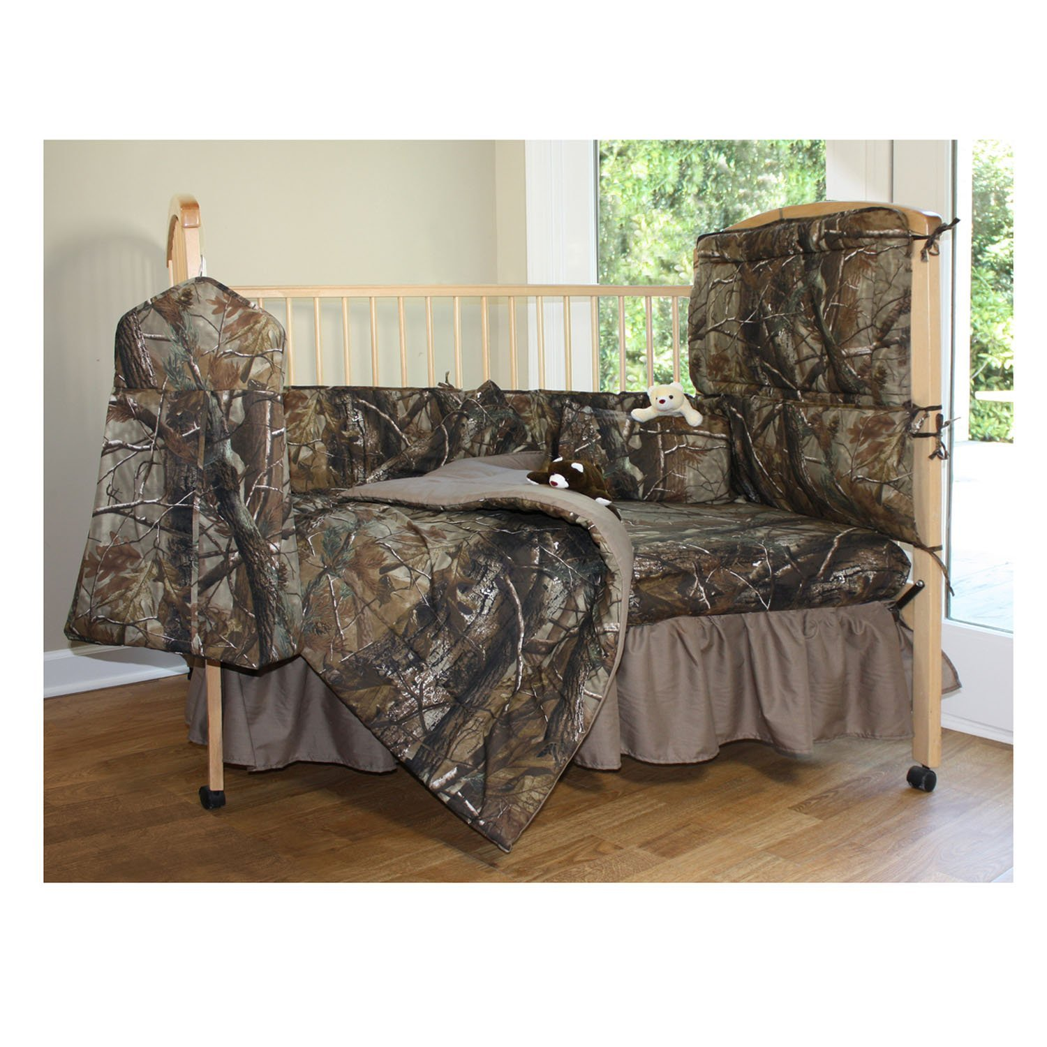 Camo toddler bed sets - Camo Nursery Crib Bedding Sets For Baby Boys Girls