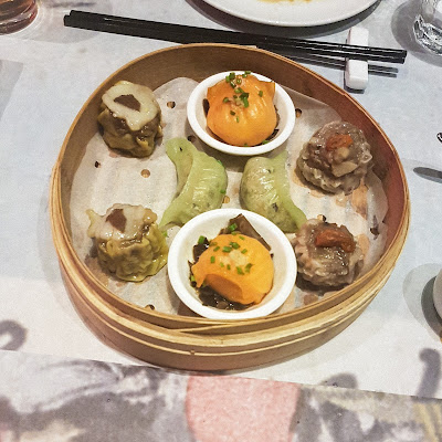 dim sum at luckee toronto, what claire did