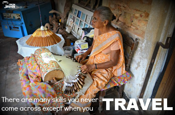 Travel and art