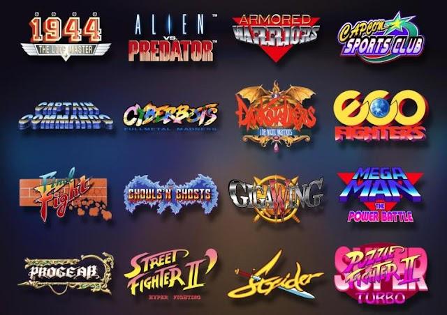 Nueva consola retro: esta vez de Capcom