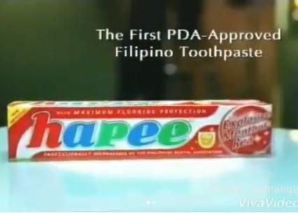 WATCH: Angel Locsin's Hapee Toothpaste Commercial