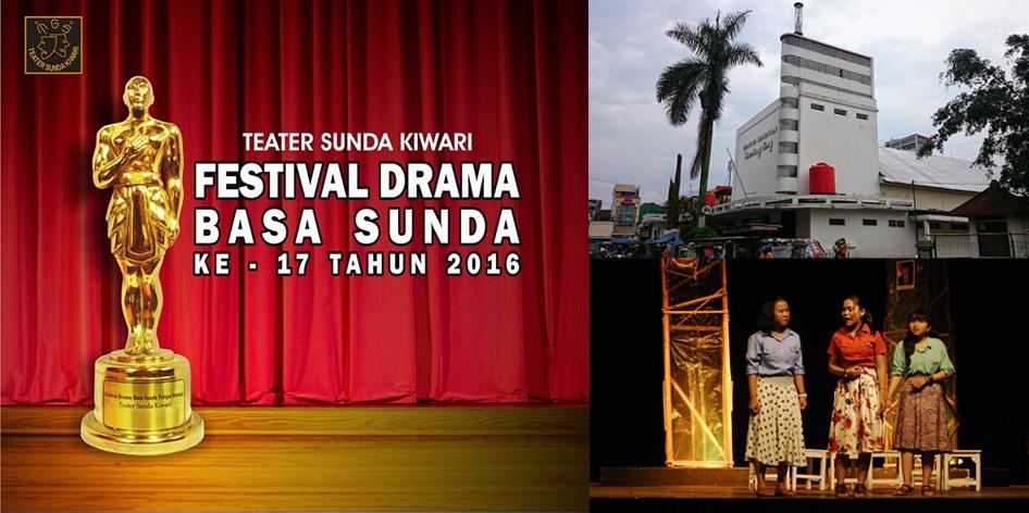 Festival Drama Basa Sunda ke 17 tahun 2016