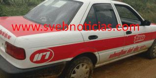 Hallan a taxista ejecutado este Sabado en carretera Minatitlán-Las Matas