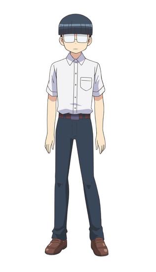 Shiho Sasaki como Osamu Osanai