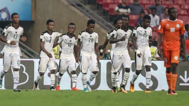 Mali vs Ghana [2:1] – FIFA U-17 World Cup India 2017, Eaglets beat African rivals [Video]
