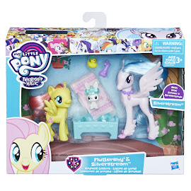 My Little Pony Kindness Lessons Silverstream Brushable Pony