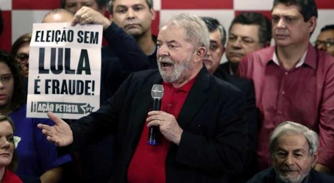 TSE decide hoje o destino de Lula na propaganda no rádio e na televisão