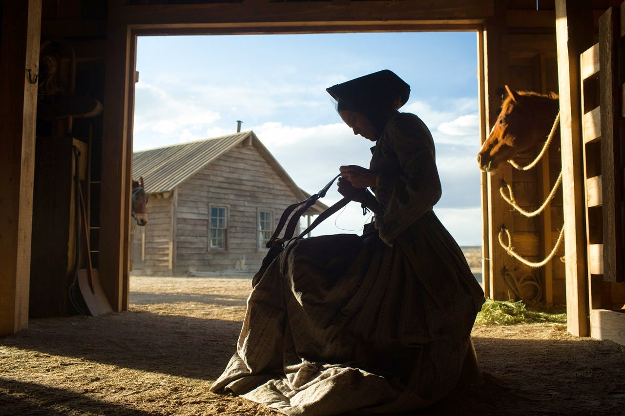 the homesman hilary swank