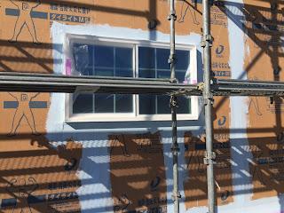 ウェーサーテック防水塗装、防水と気密アップ