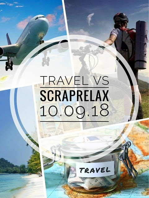 Travel VS ScrapRelax до 10/09