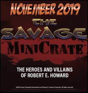 """Privateer Press"" ""Savage Mini-crate"""