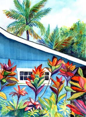 https://www.etsy.com/listing/451660480/hanalei-cottage-kauai-original