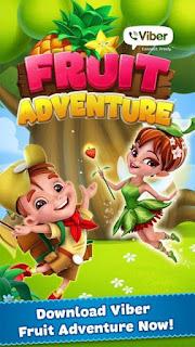 Viber Fruit Adventure Apk v1.60.0 Mod