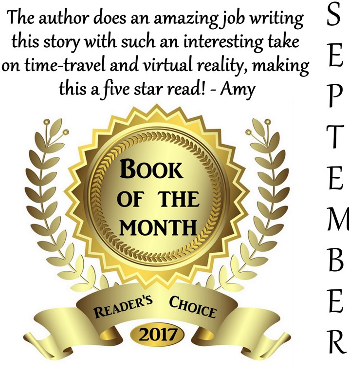 September 2017 Book of the Month