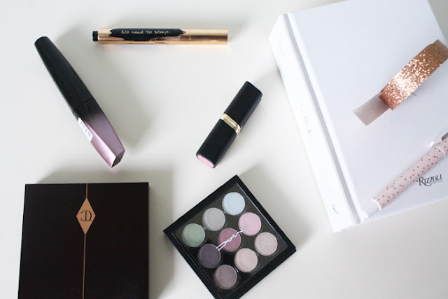 Palettes, Pastels and A Hint of Tint