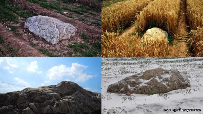 Bongkah Batu Jingshan Diiktiraf Gunung Paling Rendah Di Dunia