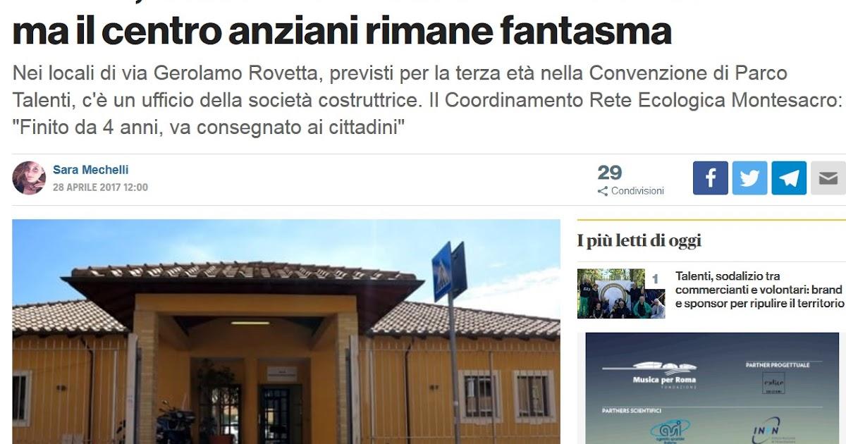 Tg roma talenti talenti nei locali di via gerolamo for Locali commerciali roma centro