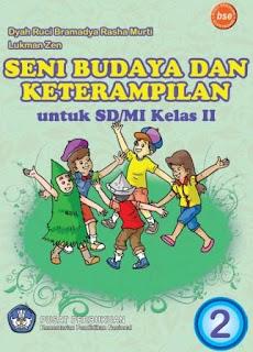 Seni Budaya dan Keterampilan Kelas 2 Dyah Ruci Bramadya Rasha Murti Lukman Zein 2010