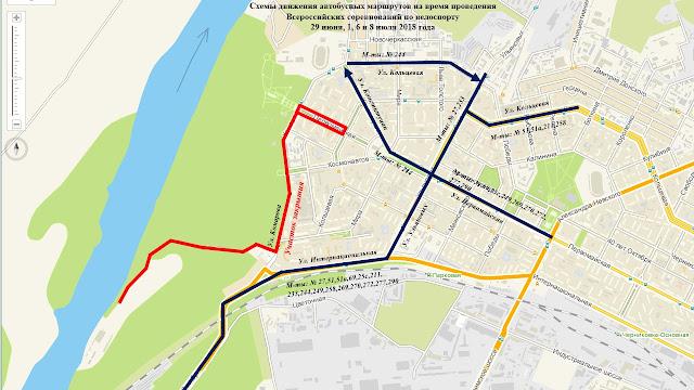 В Уфе пройдет вновь перекроют улицы из-за велосипедистов