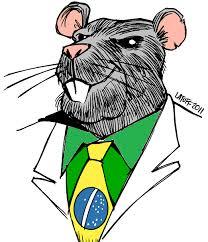 Sobre políticos e ratos