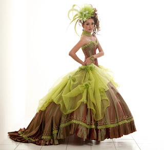 Curiosities about the dress of fifteen years