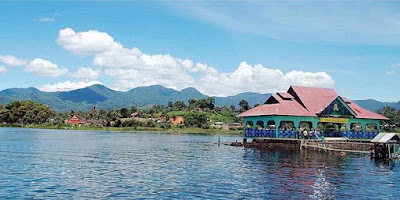 Kerinci Lake Package