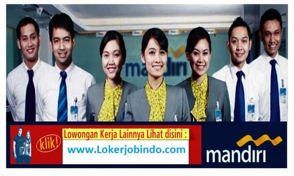 Lowongan Kerja D3 S1 Frontliner MKA PT. Bank Mandiri (Persero) Tbk