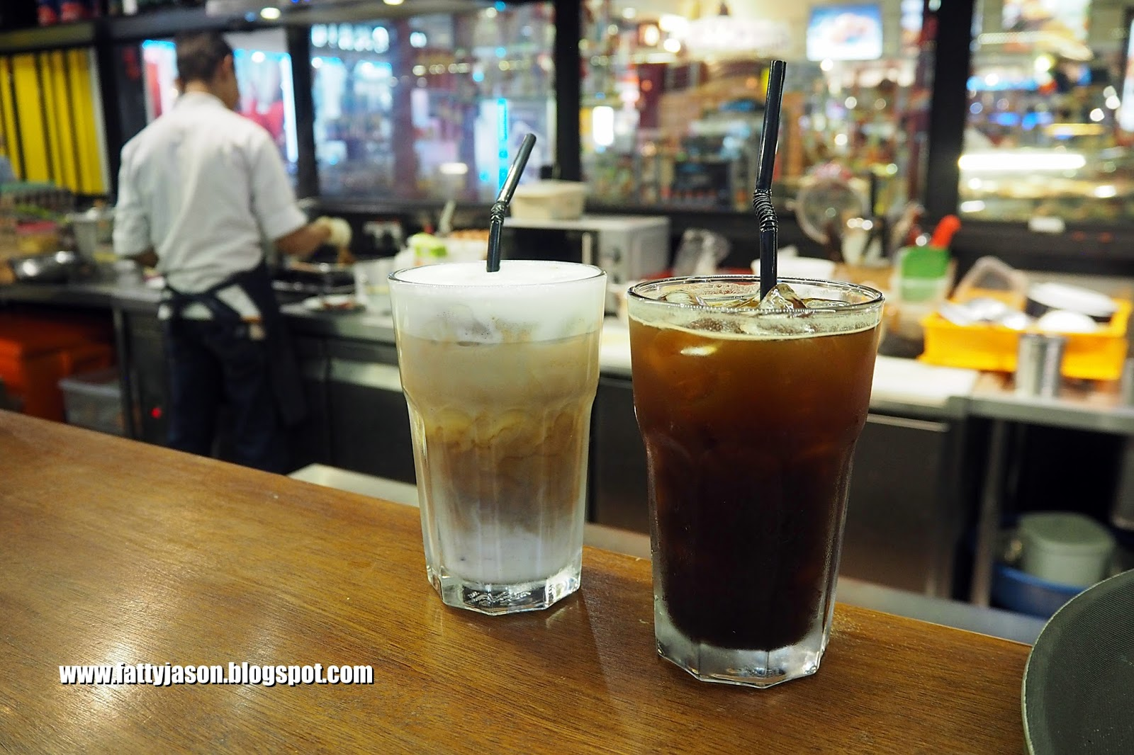 FOOD & Travel: Food: The Morning After @ Skypark Terminal