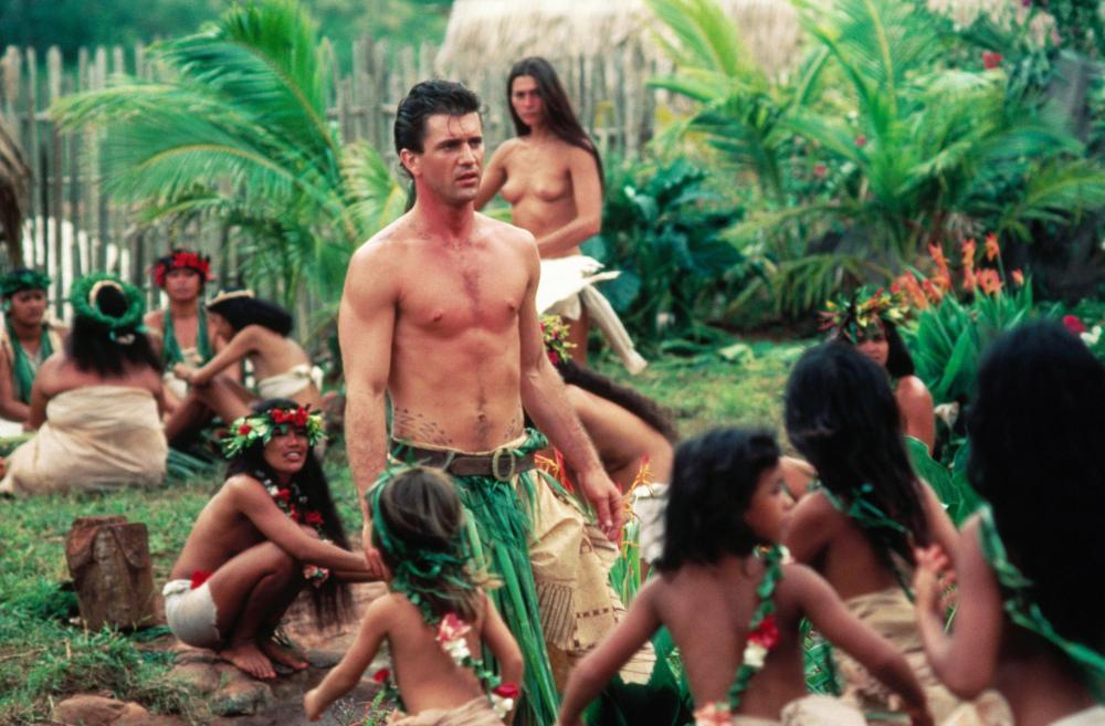 Секс на таити