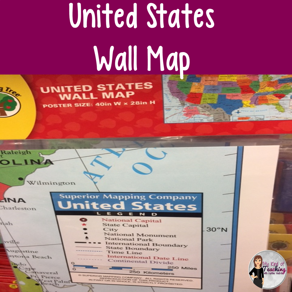 place this on a wall use a push pin or highlighter to mark the places you travel this summer keep it up all year to continue using as your child learns
