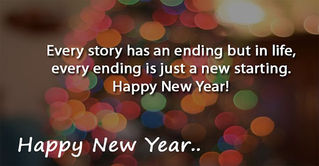 Happy New Year Wishes Quotes For Father