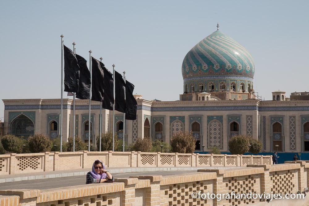 mezquita Iman Hassan