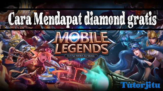 Cara Mendapat Diamond Gratis di Mobile Legends