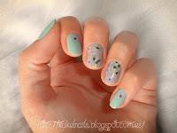 http://kakelnails.blogspot.com.es/2015/09/nails-flower.html