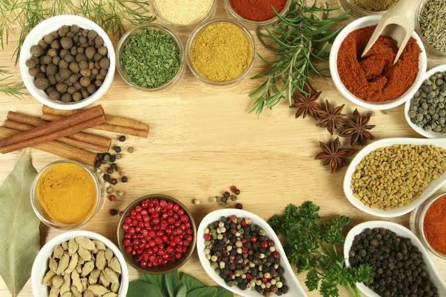 Magical properties of spices