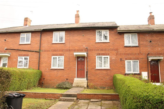 Harrogate Property News - 2 bed terraced house for sale Oakdale Avenue, Harrogate HG1