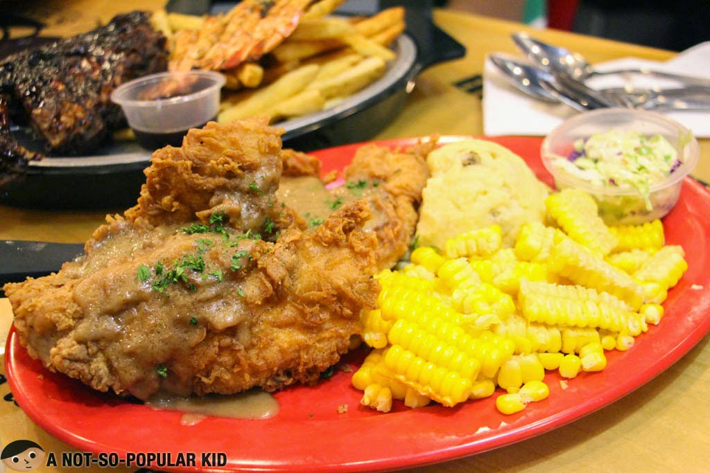 Mama's Southern Fried Chicken of Bubba Gump