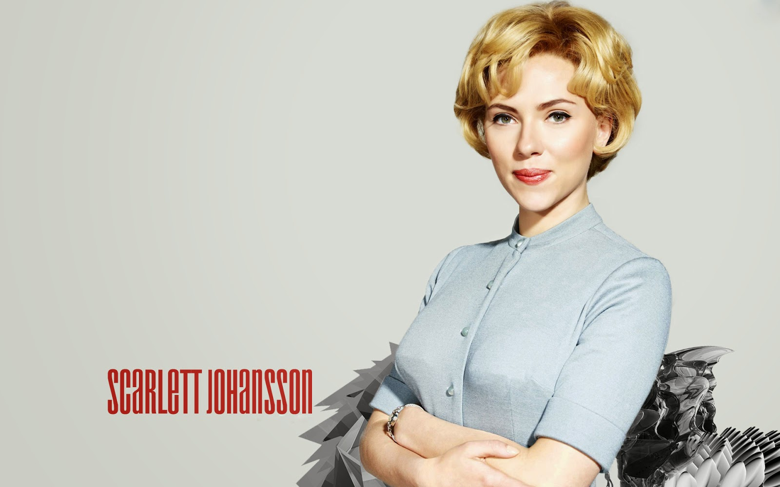 Scarlett Johansson HD Wallpaper