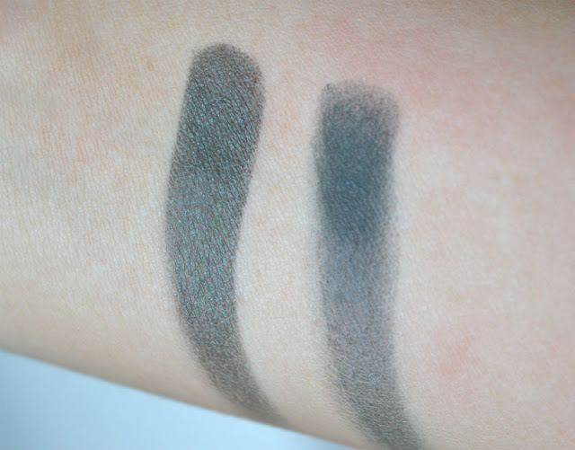 Makeup Geek Eyeshadow Swatches Envy Time Travel