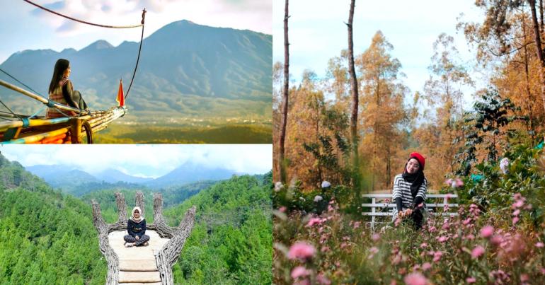 Kuliner Dan Wisata 7 Spot Wisata Alam Di Batu Malang Yang